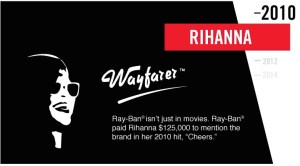 rihanna ray-bans original article image
