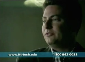 student debt ad