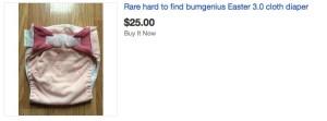 baby clothes lose value bumgenius
