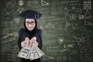 college makes you richer earnings money