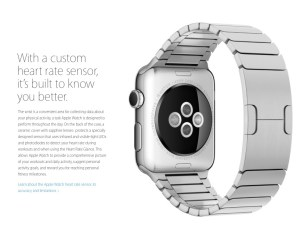 apple watch pay for itself heart rate monitor