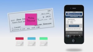 cash check iphone bank of internet 8