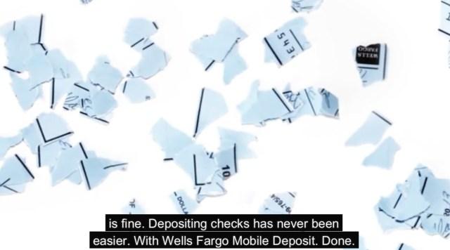 deposit checks iphone destroy