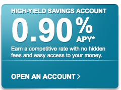 high yield savings account american express