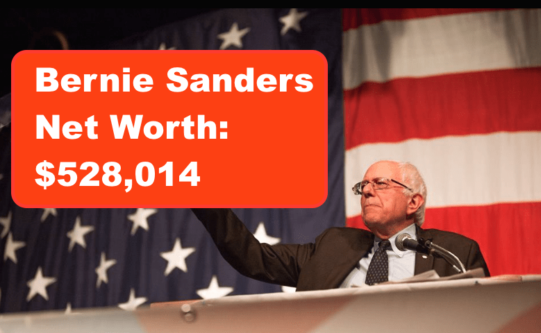Bernie Sanders Net Worth 2