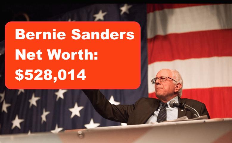 Bernie Sanders Net Worth 2