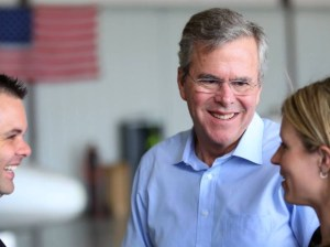 jeb bush net worth candidate