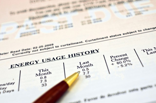 late payment bills utility