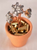 make money online selling bullet bouquets
