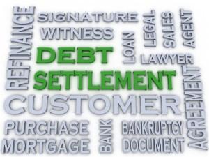debt settlement credit card debt 5 things
