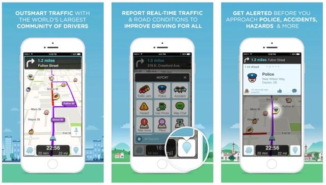 iphone gas apps save money waze