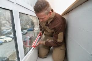 save money home maintenance caulk