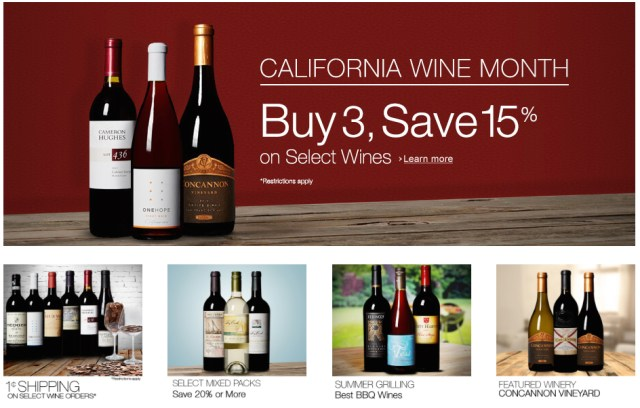 save money on alcohol wine amazon