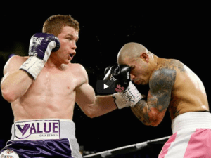 Canelo Alvarez Earnings Cotto