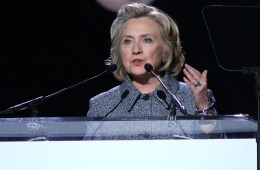 How much does Hillary Clinton make a year from speaking fees