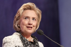 How much does Hillary Clinton make in a year 2013 2014