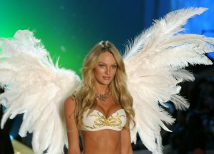 Candice Swanepoel model earnings Victorias Secret