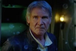 Harrison Ford Star Wars Money Force Awakens