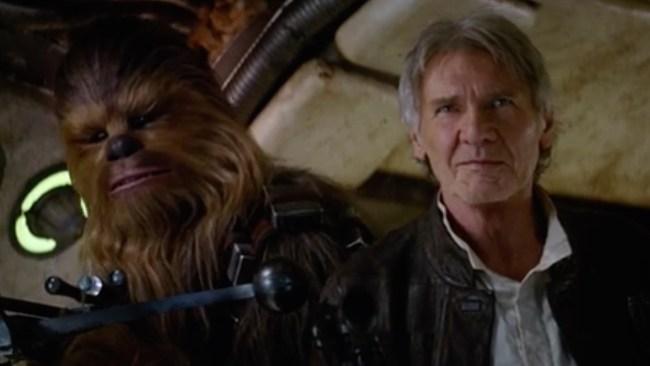 Harrison Ford Star Wars Money Made