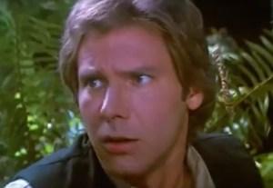 Star Wars Jedi Harrison Ford Pay