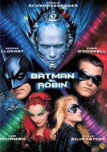 Batman and Robin Movie Money