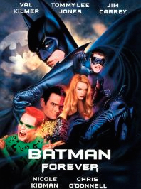 Batman forever movie money dc
