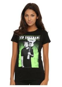 Ed Sheeran Net Worth Merchandise