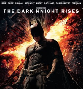 The Dark Knight Rises Batman movie money DC