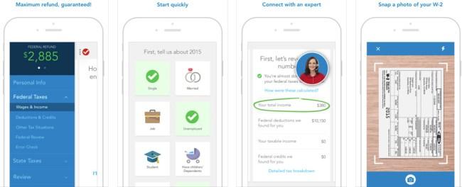 TurboTax Free Tax App