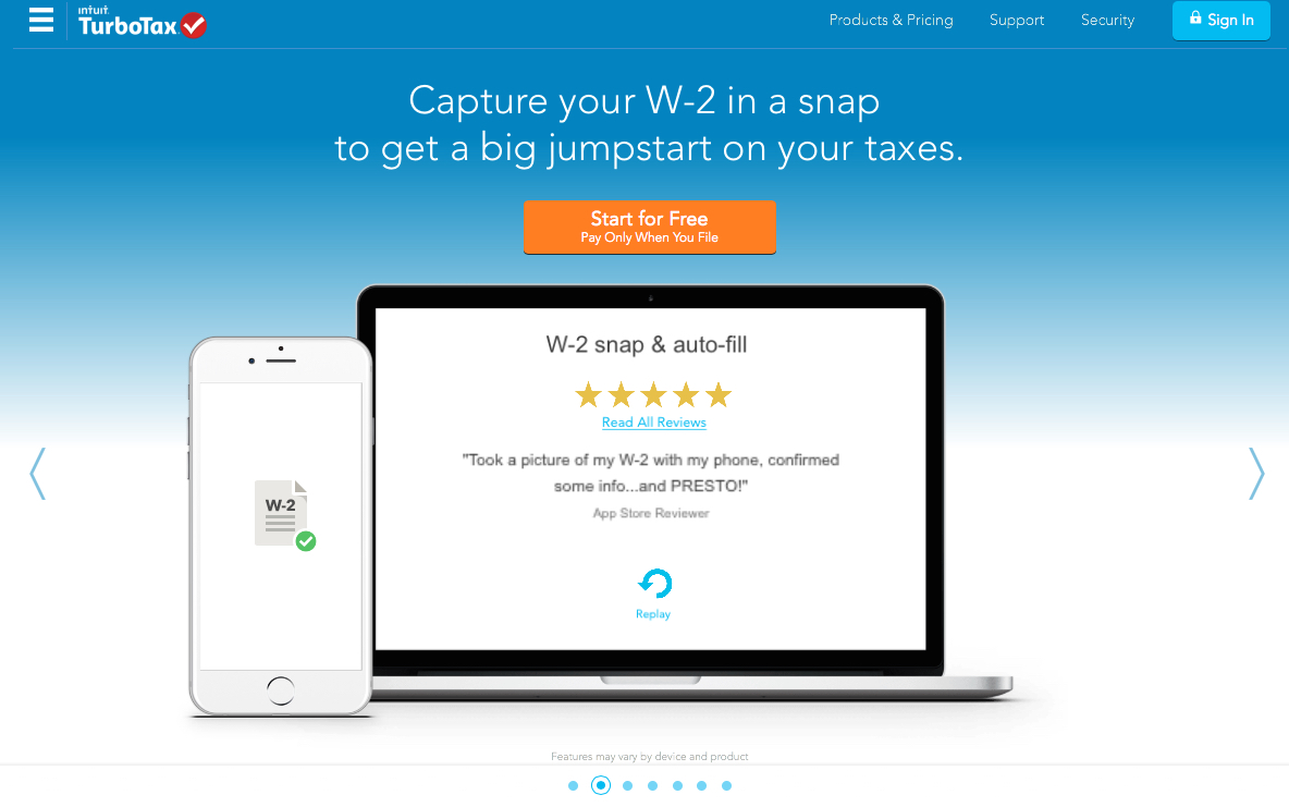 Turbotax Free Taxes How To