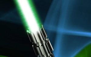 lightsaber cost laser