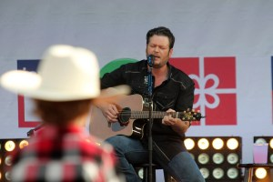 Blake Shelton Net Worth Sources