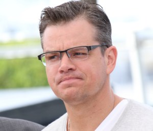 Matt Damon Net worth producing