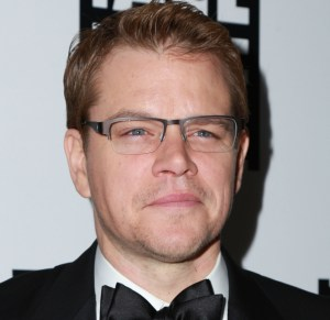 Matt Damon net worth sources
