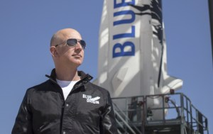 Jeff Bezos 5th richest person in world
