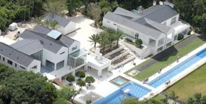 Tiger Woods Net Worth Mansion