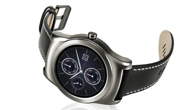 LG cheap smartwatch