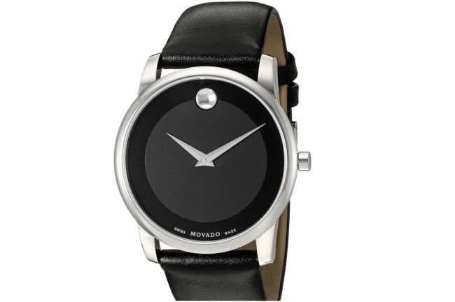 Movado lowest price watch luxury