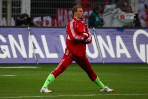 Manuel Neuer Net Worth from Endorsements