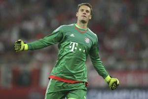 Manuel Neuer salary
