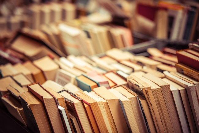 sell books to make extra money
