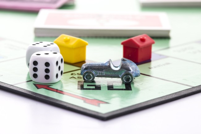 McDonald's Monopoly rare pieces