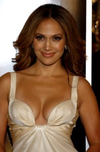 Jennifer Lopez in Evening Gown