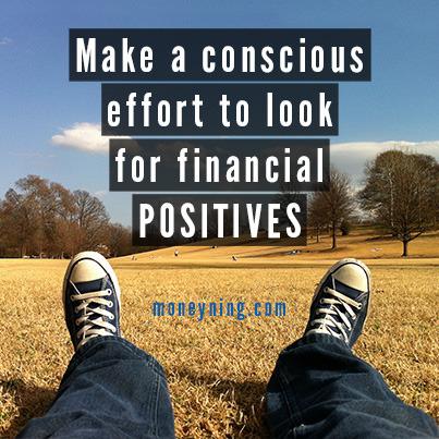 Make a conscious effort