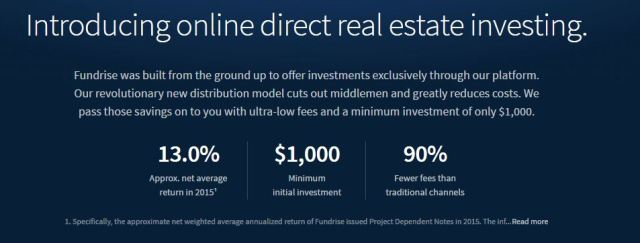 Direct real estate investing
