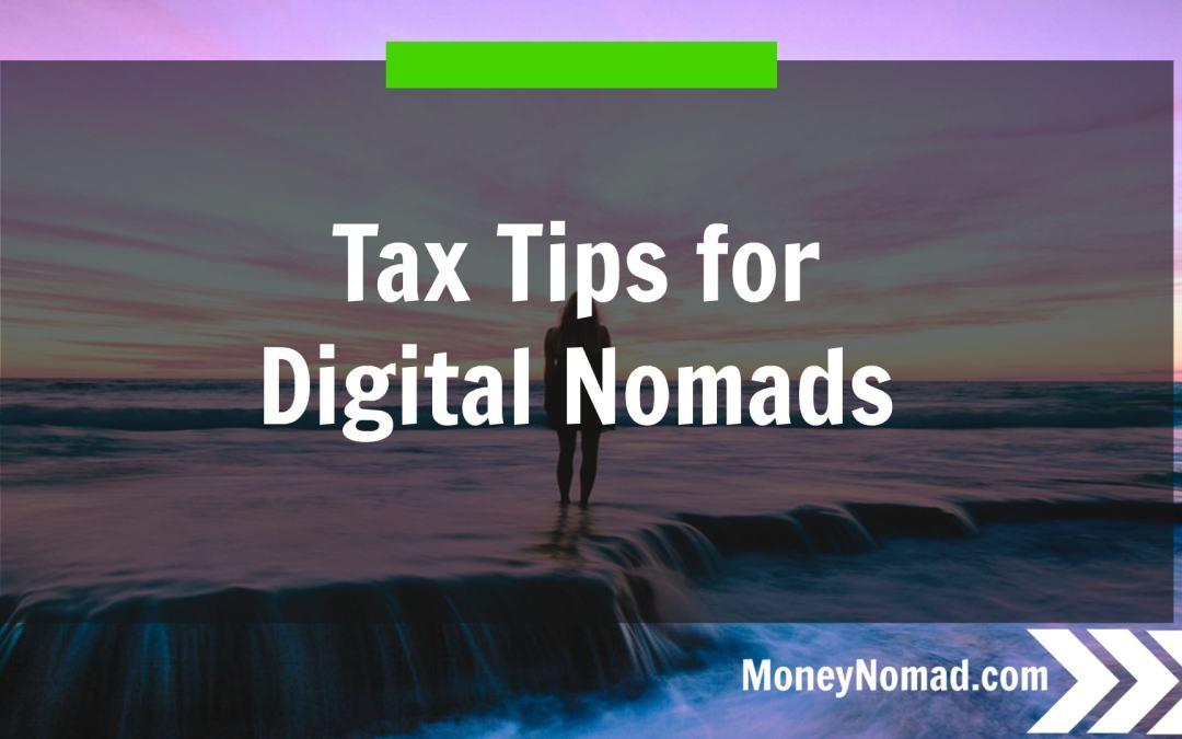 Tax Tips for Digital Nomads