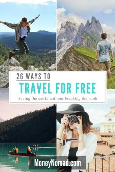 Travel for Free Around the World