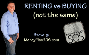 Is renting throwing money away