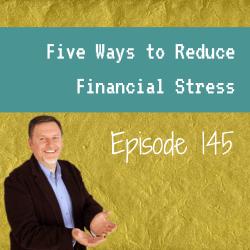 Ways to reduce financial stress