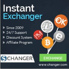 Changer instant exchanger